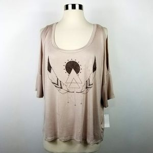 Project Social T Feather Sun T-Shirt
